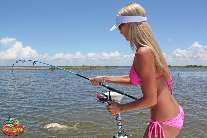 рыбалка ком девушки